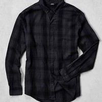 Neuw Enkel Plaid Button-Down Shirt