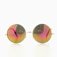 Chromatic+Round+Sunglasses