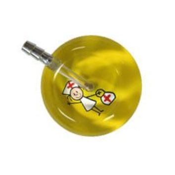 UltraScope Single Stethoscope Stick Nurse Yellow