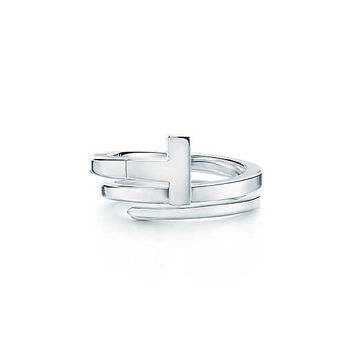 Tiffany & Co. - Tiffany T:Wrap Ring