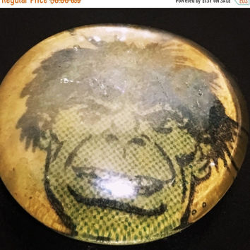 On Sale Hulk Glass Pebble Magnet