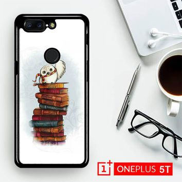 Hedwig Harry Potter Owl X4756  OnePLus 5T / One Plus 5T Case