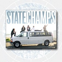 "Van 18x24"" Poster : PNE0 : State Champs"