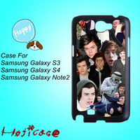 One Direction,harry styles--Samsung S3 case,Samsung S4 case,Samsung note 2 case,cute Samsung S3 case,pretty Samsung S3 case,cool S3 case.