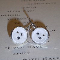 "Harry Potter ""Star"" Earrings"