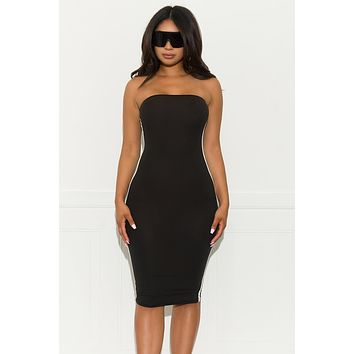 We Belong Together Dress - Black