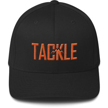 Tackle Outerwear Structured Twill Cap