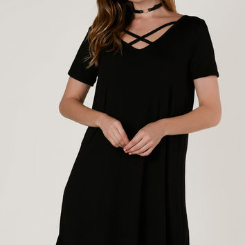 Necessary Babe Basic Dress