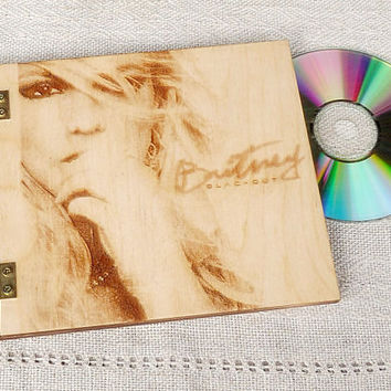 Personalized Cd / Dvd Case - Wood Cd/ Dvd Case - Wedding Case - Personalized Wooden Case - Wedding Gifts - Gift Ideas