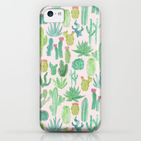Cactus iPhone & iPod Case by Abby Galloway