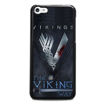 viking 2 iphone 5c case cover  number 2
