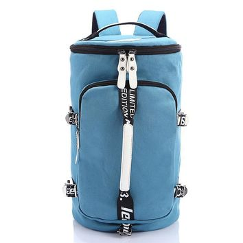 Hot Deal Back To School Comfort College On Sale Stylish Unisex Korean Canvas Casual Backpack [8384601671]