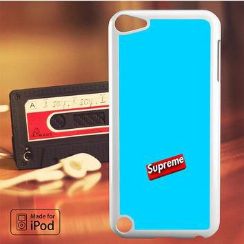 Supreme Box iPod Touch 4 Case, iPod Touch 5 Case, iPod Touch 6 Case
