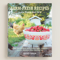 """Farm Fresh Recipes"" Cookbook - World Market"