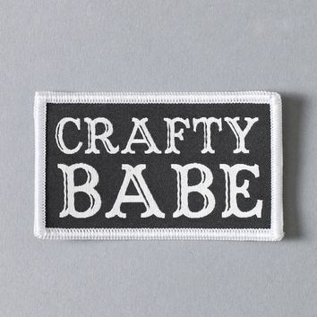 Crafty Babe Patch - What's New at Gypsy Warrior
