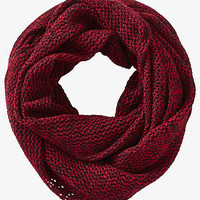 MARLED MESH INFINITY SCARF from EXPRESS
