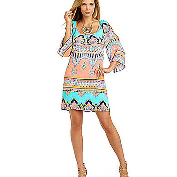 Gibson & Latimer Moroccan Dress | Dillards.com