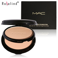 Brand MRC Base Face Pressed Powder Palette