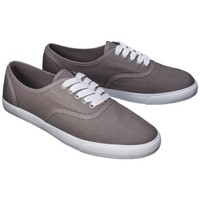 Women's Mossimo Supply Co. Lunea Canvas Sneaker - Grey