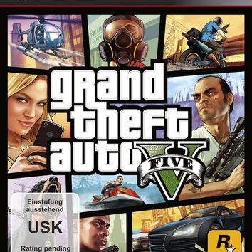Grand Theft Auto 5 for the Playstation 3