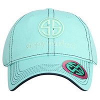 "Simply Southern ""Logo"" Hat - Mint"