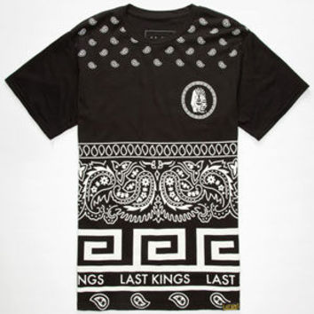 LAST KINGS Phantom Mens T-Shirt | Graphic Tees