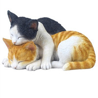 Sleeping Kittens Best Buddies Statue