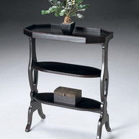 Butler Specialty Plum Black Accent Table - 2330136