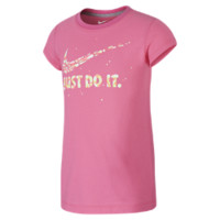 Nike Just Do It Explode Preschool Girls' T-Shirt