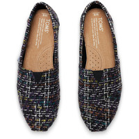 DARK BLUE MIX BOUCLE WOMEN'S CLASSICS