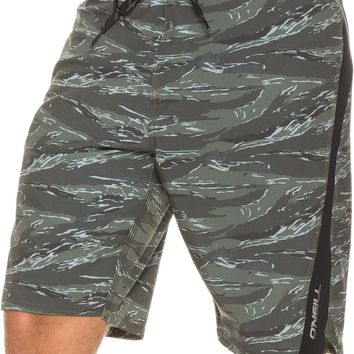 SUPERFREAK SCALLOP SOLID BOARDSHORT