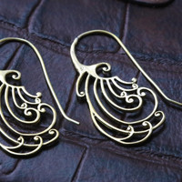 Tribal Brass Spirals