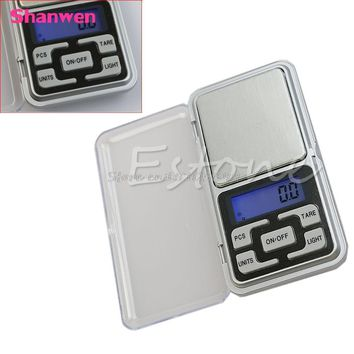 new 500g 0 1g digital pocket scale jewelry precision weight electronic balance g205m best quality