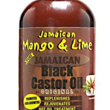 Jamaican Mango and Lime Black Castor Oil