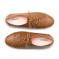 LIGHTHOUSE OXFORD TAN - G.H. Bass & Co.