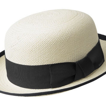 Chaplin Panama Straw Derby by Bailey