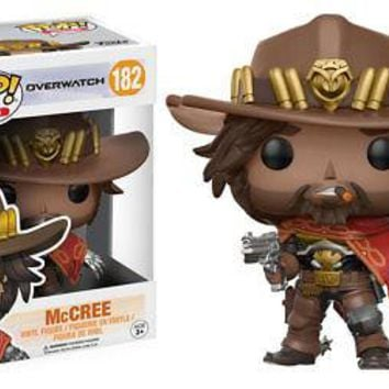 Funko Pop Games: Overwatch - McCree