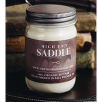 Grey Horse Candle Company Grey Horse Candle Co. - High End Saddle