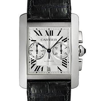 Cartier Tank MC Ladies Chronograph Automatic Watch W5330007
