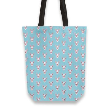 Sphynx cat head pattern Totebag by Savousepate from €25.00 | miPic