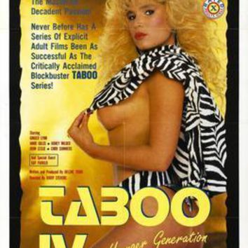 Taboo Pt 4 Movie Poster Standup 4inx6in