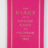 Kate Spade New York Pencil It In 12-Month Agenda Diary {Pink}