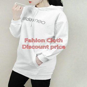 Adidas Sweater Neo adidas Originals Clothing White