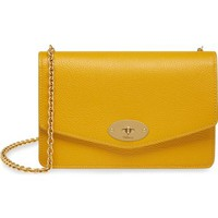 Mulberry 'Postman's Lock' Leather Crossbody Clutch | Nordstrom
