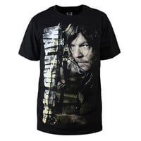 The Walking Dead short Sleeves T-shirt Shirt Tops Men's Shirt Daryl Dixon Shirt