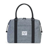 Herschel Supply Co. 'Strand Duffle' - Raven Crosshatch/Black