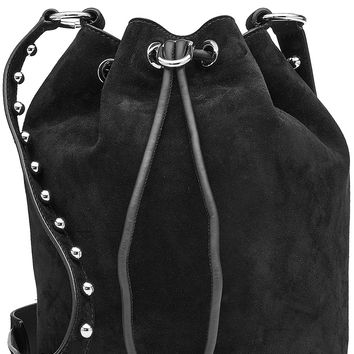 Alexander Wang - Suede Alpha Bucket Bag