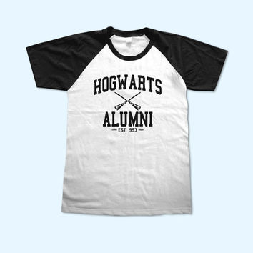Hogwarts Alumni Harry Potter short sleeve - Gift for friend - Present