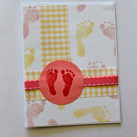 Baby Shower or Baby Announcement cards by p4pministry on Etsy