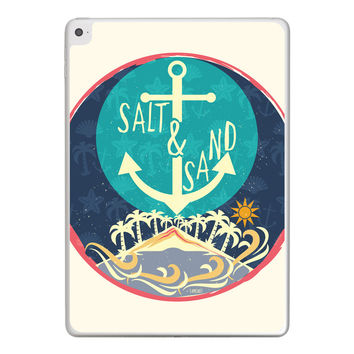 Beach Sand Salt iPad Tablet Skin
